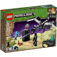 Lego Minecraft 21151 The End Battle