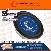 Subwoofer Crescendo Evolution 712 - DVC 4 ohm by Cartens-Store.Com
