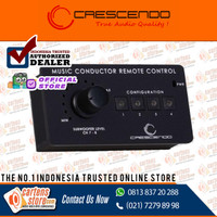 Remote Processor Crescendo Evolution 9 DSP Remote by Cartens-Store.Com