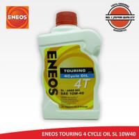 ENEOS TOURING 4 CYCLE OIL SAE 10W40 SL/JASO MA