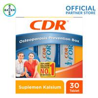 Harga osteoporosis box cdr fortos rasa jeruk 10 tablet x 3 unit   antitipu.com