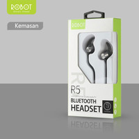 Headset / Handsfree ROBOT R5 Wired Bluetooth Headset