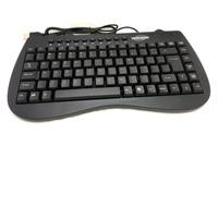 Keyboard Multimedia Mini USB K-006