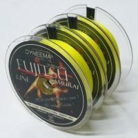 "PE. SAMURAI ""FUJITSU"" (Color CHARTREUSE) 0,12mm / 9,25Kg / 100m"