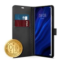 Case Huawei P30 Pro P 30 Pro SPIGEN Wallet S Saffiano Original - Black