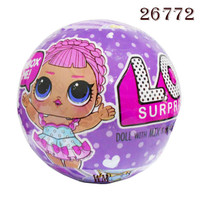 LOL Surprise Egg Doll With Mix Match Accessories - 26772