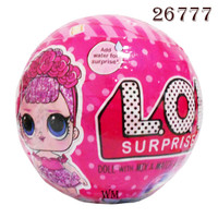 LOL Surprise Egg Doll With Mix Match Accessories - 26777