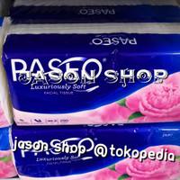 Tisu Paseo 250 sheets 2 ply/Tissue Paseo luxuriously soft