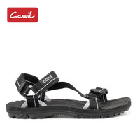 Sandal Gunung Pria Carvil 222 Black Original