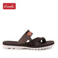 Sandal Pria Carvil 215 Kasual Brown Original