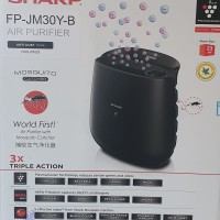 SHARP AIR PURIFIER FP-JM30Y-B WITH MOSQUITO CATCHER