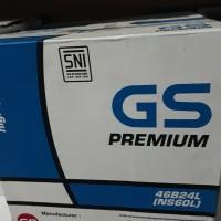 Aki mobil premium GS ASTRA ns60L livina accord BOGOR