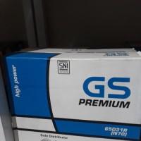 Aki Accu GS ASTRA premium N70 L300 Diesel Excavator