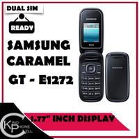 SAMSUNG E 1272 CARAMEL FLIP GT E1272