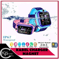 Jam Tangan Pintar Cerdas Anak Smartwatch Kids Waterproof GPS no imoo
