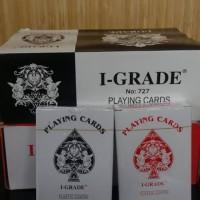 KARTU REMI IGRADE 727 / REMI IGRADE / PLAYING CARDS