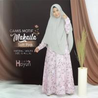 Gamis / Dress Motif Makaila • Original Designed by Hijab Hayuri