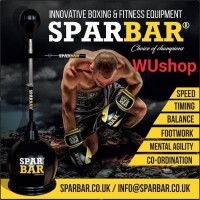 Sparbar speed reaction boxing punch mma kickboxing