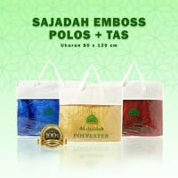 Jual Sajadah Embos Polos Al Jedda Import Ukuran 80x120