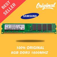 BARU RAM MEMORY SAMSUNG PC DDR3 8GB ORI
