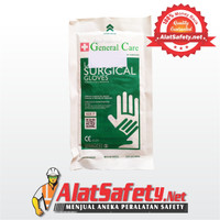 Sarung Tangan Steril / Latex Surgical Gloves / General Care