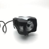 LAMPU SOROT TEMBAK LED TEMBUS KABUT OVAL STROBO SEN ONS