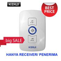 receiver DOOR BELL KERUI (hanya receiver)
