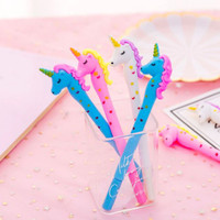 pen gel unicorn star moon gel ballpoint spe070