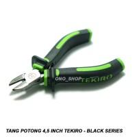 Tang Potong 4,5 Inch Tekiro - Black Series