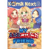 Komik Next G - My American Friend