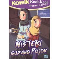 Komik KKPK - Misteri Gudang Pojok