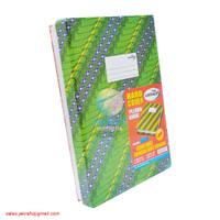 Buku Folio Hard Cover Hardcover isi 300 Lembar Terbaik