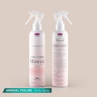 Kozuii Pengangkat Sel Kulit Mati - Mineral Peeling Body 300 ml