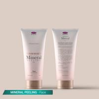 Kozuii Pembersih Kulit Wajah - Mineral Peeling Face Tube 100 ml