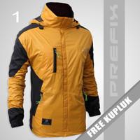 Jaket Gunung Waterproof - Jaket Windbreaker