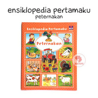 Zoetoys Ensiklopedia pertamaku - Perternakan | Buku Edukasi Anak