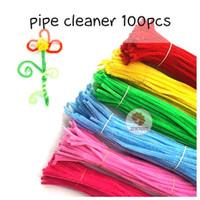 Zoetoys Pipe Cleaner 100pcs | mainan edukasi | mainan anak | edutoys