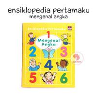 Zoetoys Ensiklopedia pertamaku - Mengenal Angka | Buku Edukasi Anak