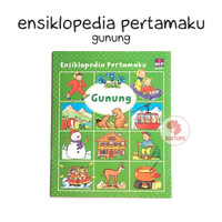 Zoetoys Ensiklopedia pertamaku - Gunung | Buku Edukasi Anak | edutoys