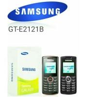 Harga hp samsung gt e2121b handphone gte2121b camera single sim gsm   antitipu.com