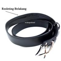 Ziper Belt Leaher black