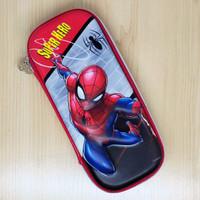 Tempat pensil smiggle 3D lookalike EVA Hardcase Spiderman