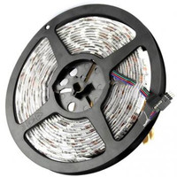 Lampu Led Strip Light Waterproof 5050 RGB 5M & Remote Control Dekorasi