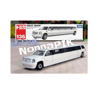 Tomica Long 136 Cadillac Escalade