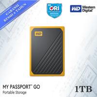 WD My Passport Go 1TB SSD Portable - SSD Eksternal USB 3.0