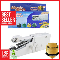 Mesin Jahit Tangan portable / Handy Stitch Mini Portable Sewing Murah