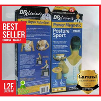 Back Corset / Posture Support Power Magnetic Back / Penyangga Punggung