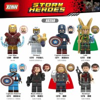 Avengers End Game Super hero minifigure lego infinity war marvel X0259
