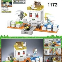 SY 1172 My World Minicraft Minifigure Lego SY1172 Minicraf