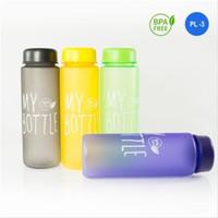 AY Botol Minum Plastik My Bottle